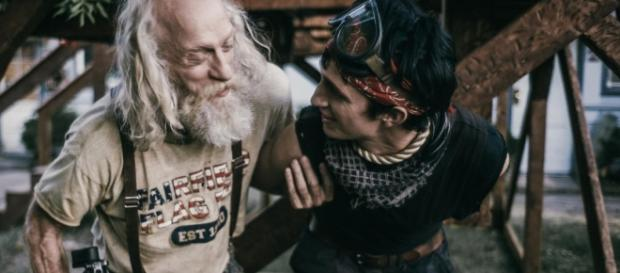 'Z Nation'- Does Doc know his pharmaceuticals or what! Photo: Blasting News Library - threeifbyspace.net