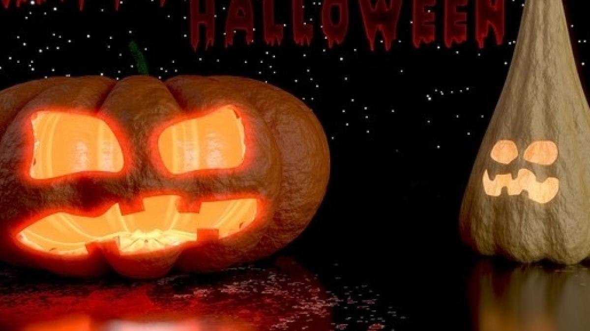 Il Significato Di Halloween.Halloween Origini Storiche Frasi E Perche Si Usa La Zucca