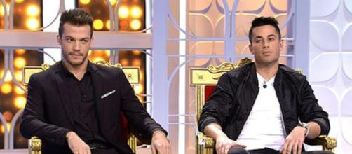 Diego y Xavi ya descubrieron a una inflitrada - lavanguardia.com