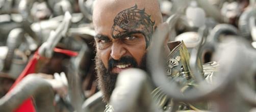 Karthi completes dubbing for Kashmora | Kalakkalcinema - kalakkalcinema.com