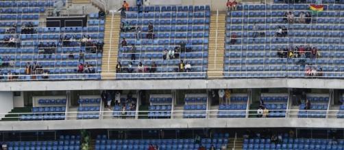 les stades de Ligue 1 sonnent creux.