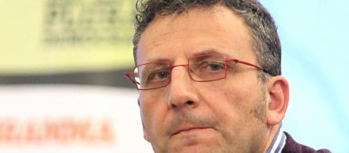 Massimiliano Smeriglio, vicepresidente Regione Lazio, esponente di SEL (foto: Unita.tv)
