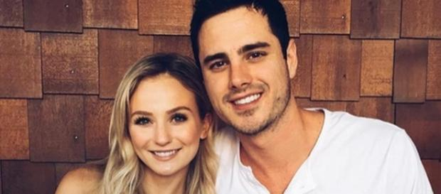 Ben Higgins And Lauren Bushnell Headed For A Split? His Lingering ... - inquisitr.com