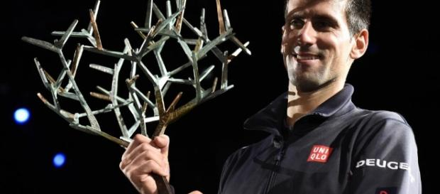 Bercy 2014 : Novak Djokovic a affolé les compteurs... - Masters ... - eurosport.fr