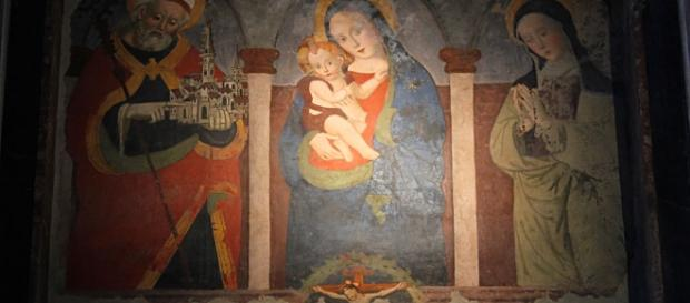 Cattedrale di Santa Maria Argentea Norcia - norcia.net