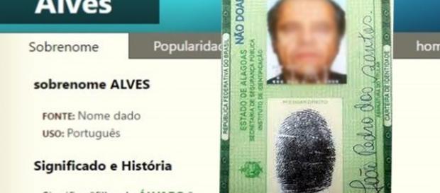 Confira quais os sobre nomes mais utilizados no Brasil