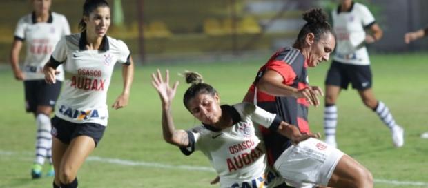 Corinthians/Audax é campeão da Copa do Brasil de Futebol Feminino