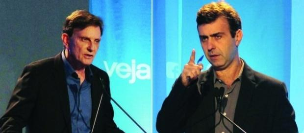 Crivella x Freixo: Globo transmite debate ao vivo