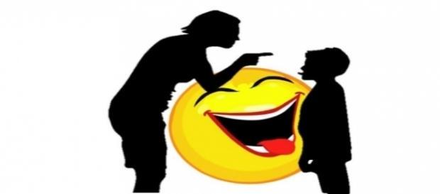 """El castigo """"ejemplar"""" que da risa."""