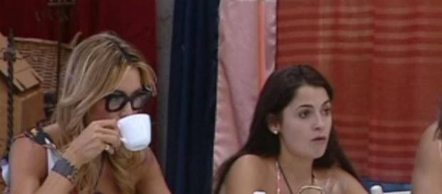 Elenoire Casalegno e Alessia Macari protagoniste del Grande Fratello Vip