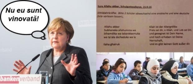 """Elevii unei școli primare din Germania au fost forțați să cânte """"Allahu Akhbar"""""""