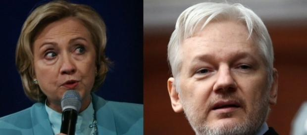 wikileaks busted promoting massive lie about hillary clinton