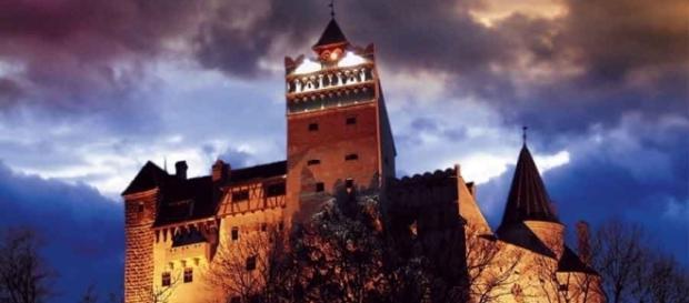 Il castello di Vlad III, meglio conosciuto come il Conte Dracula