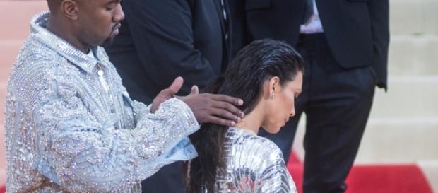 Kim Kardashian And Kanye West War Over Plastic Surgery? Kim Drops ... - inquisitr.com
