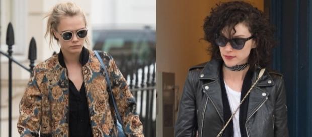 Kristen Stewart & St. Vincent Are Reportedly Dating | Kristen ... - justjared.com