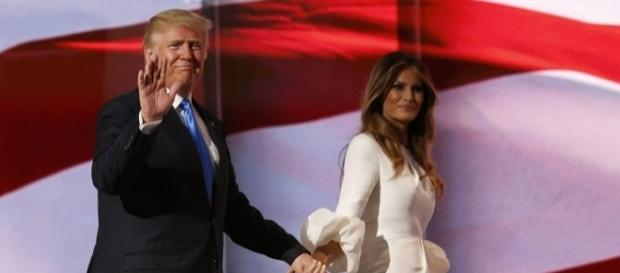 Melania Trump e il discorso copiato da Michelle Obama - Panorama - panorama.it