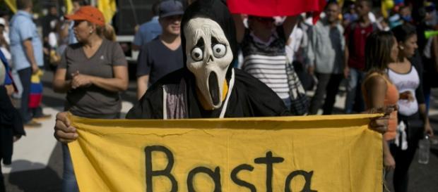 Venezuela hoy 26 de octubre marcha opositora