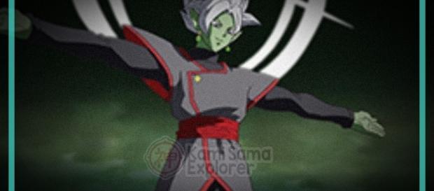 Zamasu fusionado ataca al mundo entero