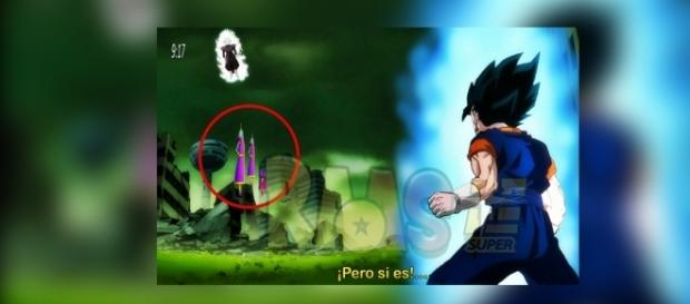 Zeno podría interrumpir la batalla entre Vegetto y la fusión de Zamasu y Goku Black.