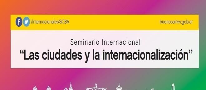 Seminario de política, urbanización y desarrollo en Buenos Aires