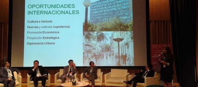 Funcionarios asistieron en representación de importantes ciudades del interior del país