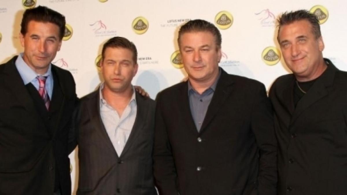 Baldwin Brothers: Alec, Daniel, William and Stephen. Acting dynasties 48