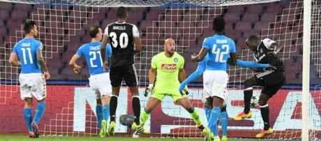 Besiktas-Napoli Champions in chiaro su Mediaset?