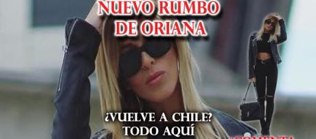 Oriana vuelve a Chile? Todo en la noticia