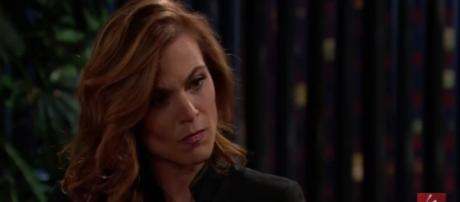 Young and the Restless October 31st episode screenshot via Andre Braddox