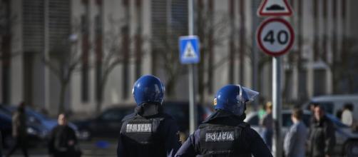 Agentes da PSP, mais uma vez, foram agredidos.