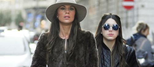 Antonella Mosetti pentita di aver portato in tv la figlia Asia