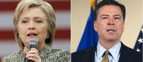 FBI Director: No Charges Appropriate in Clinton Email Case - voanews.com