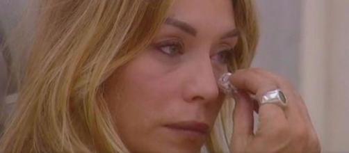 Gf Vip: le lacrime di Elenoire