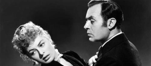 Ingrid Bergman no filme Gaslight de 1944