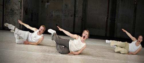 La casa Encendida, ballet formas de expresión