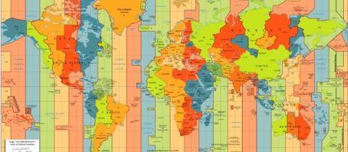 La hora de España no pertenece a su huso horario
