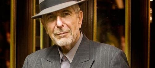 Leonard Cohena - un grande artista a livello internazionale