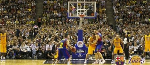 NBA is still miles away from the European basketball - flickr.com