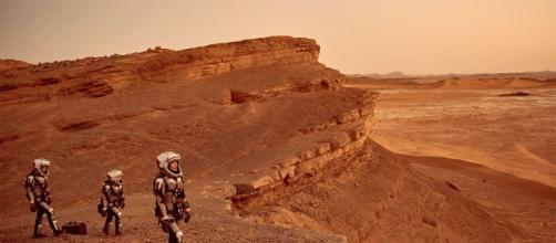 New TV series will follow Mars mission set in 2033 - futuretimeline.net