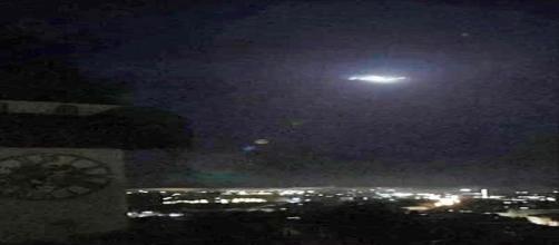 UFO surpreendeu moradores de Viena (CEN)