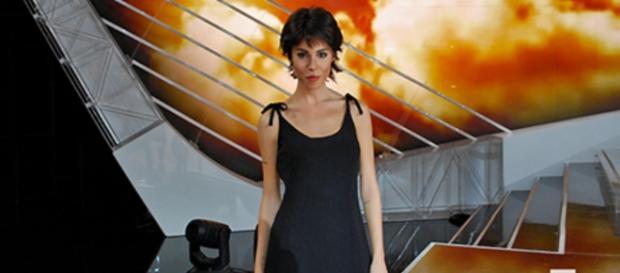 Bianca Atzei in versione Giorgia