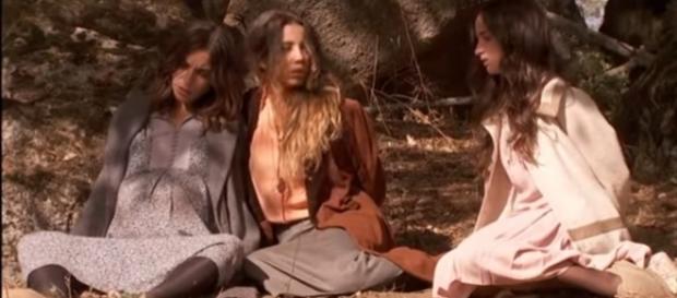 Il Segreto, anticipazioni dicembre: Emilia, Prado e Mariana vengono sequestrate