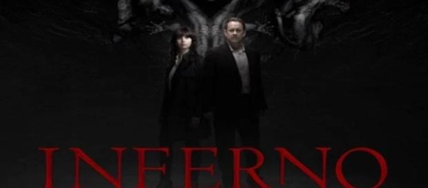 Inferno movie poster image via Flickr.com