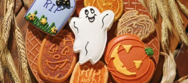 La dolce atmosfera di Halloween