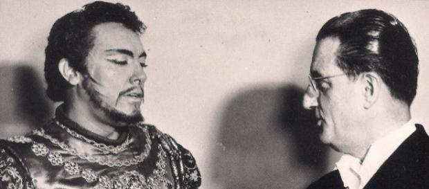 Mario del Monaco, Otello, Verdi, 1957
