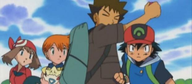 Pokemon, Ash e i suoi amici - altervista.org