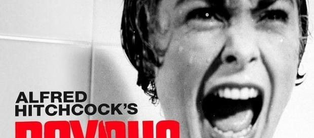 Psycho movie poster Courtesy: Paul Townsend via flickr