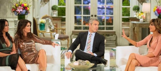 Real Housewives of Beverly Hills Reunion Part 3: Lisa Vanderpump ... - eonline.com