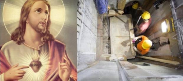 Tumba de Jesus é aberta e é revelado o que está lá