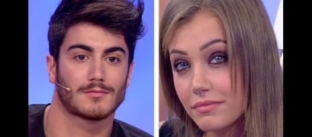 Uomini e Donne: Camilla Mangiapelo e Riccardo Gismondi.